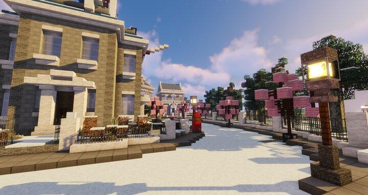 The Cherry Trees on Cherry Tree Lane