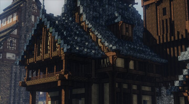 Scandinavian Medieval Estate