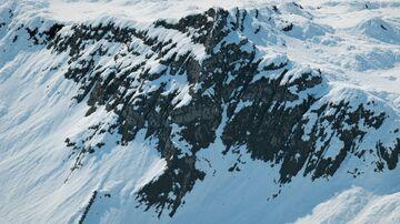 1000 x 1000 Snowy Mountain terrain Minecraft Map & Project