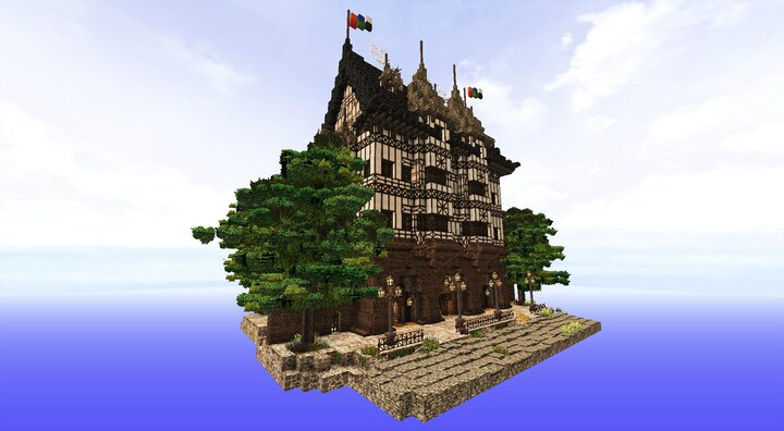 Medieval Apartmernt Building