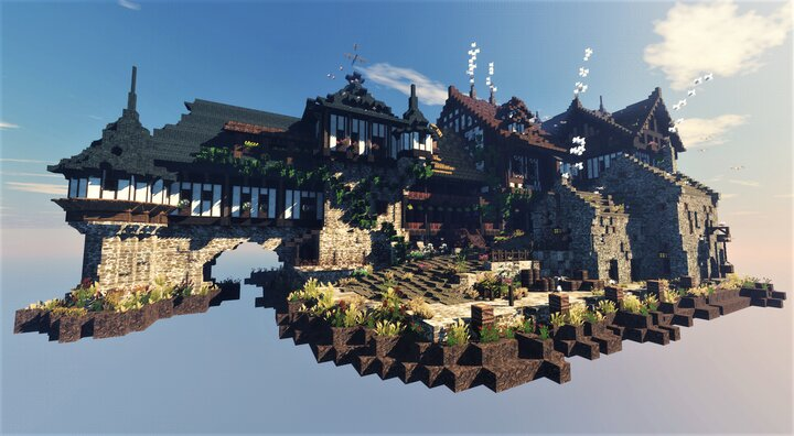 Medieval Wharf Village