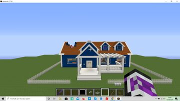 Hello Neighbor Alpha 2 ATLANTIC-CRAFT (updated) Minecraft Map & Project