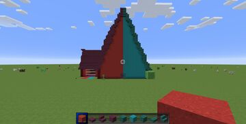 COOL  1.16 HOUSE Minecraft Map & Project