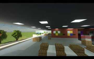 Minecraft Art gallery Minecraft Map & Project
