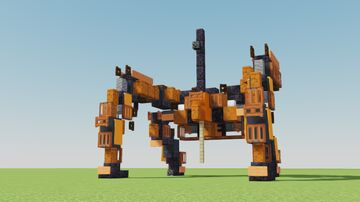 Harvester - Generation Zero Minecraft Map & Project