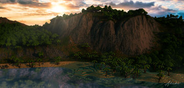 "| ""L'île aux Dauphins"" 