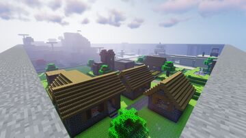 TF2 Trade - Minecraft 4 Biomes recreation Minecraft Map & Project