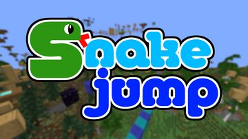 Snake Jump Minecraft Map & Project