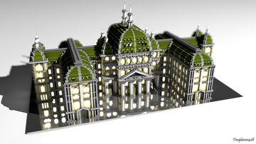 Palace de Dupont Minecraft Map & Project