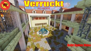 Working COD Zombies Minigame Verruckt Map Minecraft Map & Project