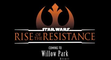 Willow Park Resort's Rise of the Resistance Minecraft Map & Project