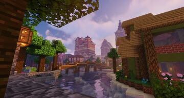 Amsterdam Minecraft Map & Project