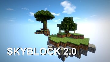 !SkyBlock! 2.0  1.12.2 Minecraft Map & Project