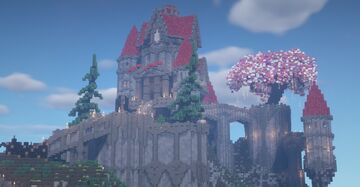 Tower of Uzohr Minecraft Map & Project