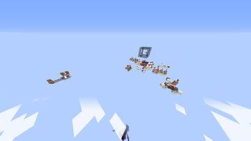 The Bridge Working With CommandBlocks Minecraft Map & Project