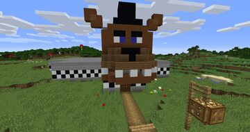 My Youtube Fnaf Universe Map V1 Minecraft Map & Project