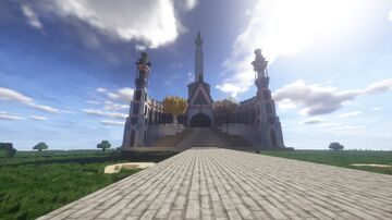 Gondolin Minecraft Map & Project