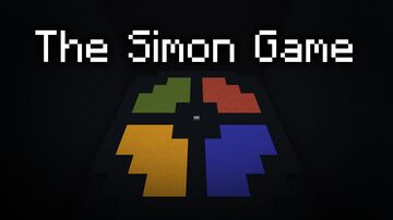 The Simon Game Minecraft Map & Project