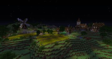 Cornwill Minecraft Map & Project