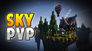 Minecraft SkyPVP - Cube Map [PS3 Minigame] [Disc] Minecraft Map & Project
