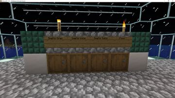 Auto Furnace system Minecraft Map & Project