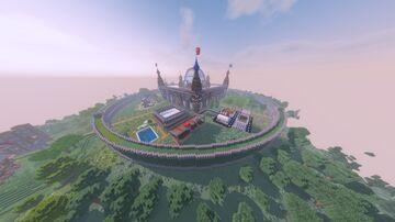 Text2Meme Server Spawn Minecraft Map & Project