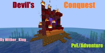 Devil's Conquest Minecraft Map & Project