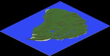 Isla Nublar 2020 JWFK Minecraft Map & Project