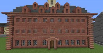 War College Minecraft Map & Project