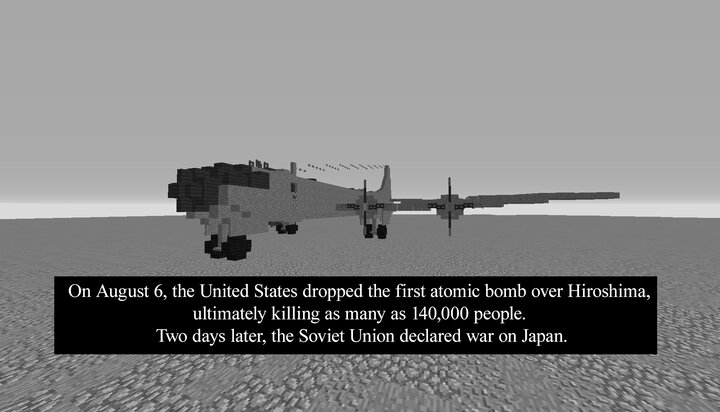 Popular Server Map : Boeing B-29 Superfortress