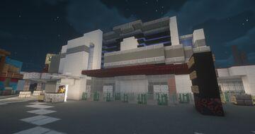 Marvel's Ant-Man Ride (Hong Kong Disneyland) Minecraft Map & Project