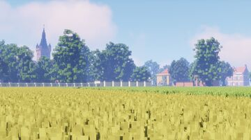 Flemish country village Minecraft Map & Project