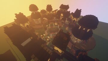 ArterixMC Server Lobby Minecraft Map & Project