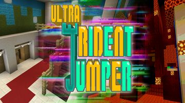 (parkour) !!!Ultra Trident Jumper!!! By pointnclick14 Minecraft Map & Project