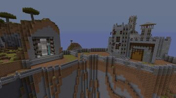 The Castle 2020 Minecraft Map & Project