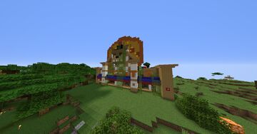 All Five Nights at Freddy's / FNAF Maps Minecraft Map & Project