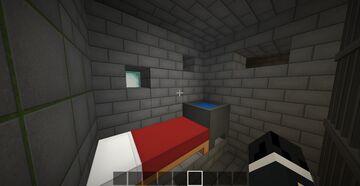 Escape The Prison Minecraft Map & Project