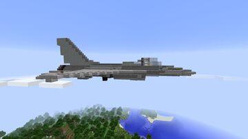 Remake - F-16A/B Fighting Falcon / Netz Minecraft Map & Project