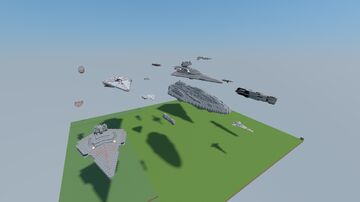 New Republic Fleet Legends Minecraft Map & Project