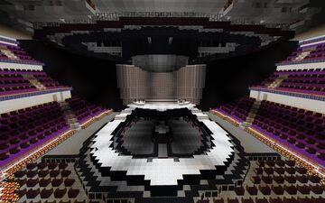 Ariana Grande Sweetener/Thank-U-Next World Tour! (Redstone Working) Minecraft Map & Project
