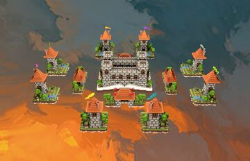 Eggwars map for Cubecraft Games Minecraft Map & Project