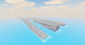 Bridges and overpass pack Minecraft Map & Project
