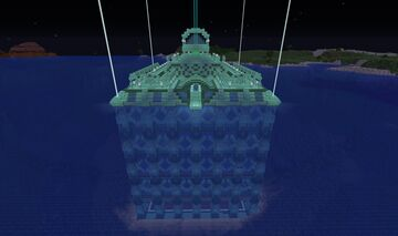 Mistah J - Arcadia - Ocean Monument Guardian Farm Minecraft Map & Project