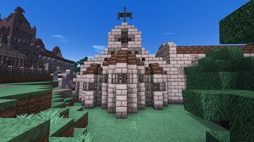 Monastery of San Pietro Minecraft Map & Project