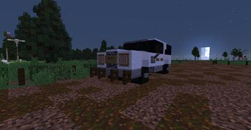 Warp vehicles Alpha Minecraft Map & Project