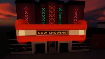 Movie Theater! With Mods (DOWNLOAD SOON!) Minecraft Map & Project