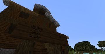 House To Decorate 2 Minecraft Map & Project