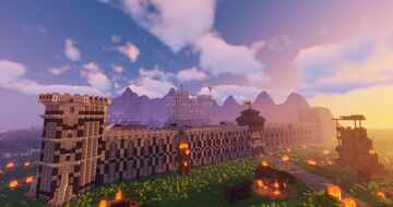 Battle of Gaudinia [ERETHON.DE] Minecraft Map & Project