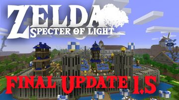 The Legend of Zelda: Specter of Light Minecraft Map & Project