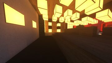 THE HOUSE V1 Minecraft Map & Project
